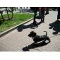 Dog Costume Tuxedo Dog Clothes Cosplay Wedding Solid Black