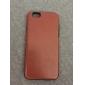 красочные ТПУ + кожа люкс ультра кожаный чехол для iPhone 6 (ассорти цветов)