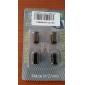 Колпачки для клапанов покрышек (4 штуки/упаковка)