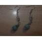 Women's  Lantern Shape Turquoise Earrings