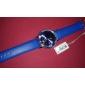 SKMEI Hommes Montre Bracelet Quartz Quartz Japonais Calendrier Etanche Cuir Bande Noir Bleu Marron Blanc Noir Marron Bleu