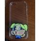 Cartoon/Design spécial/Nouveauté/Anime - Autre - pour iPhone 5/iPhone 5S ( Multicolore , TPU )