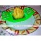 1шт лезвие из нержавеющей стали чипсы вертикальной фрезы измельчитель резки (случайный цвет)
