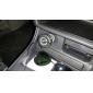 Автомобильного прикуривателя Зарядное устройство с выдвижным Micro USB кабель для Samsung / HTC (12 ~ 24V)