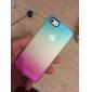Pour Coque iPhone 5 Autre Coque Coque Arrière Coque Dégradé de Couleur Dur Polycarbonate pour iPhone SE/5s/5