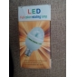 3W E26/E27 LED Globe Bulbs 3 High Power LED 270 lm RGB AC 85-265 V
