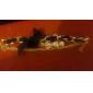 pulseira de charme chiffon bowknot das mulheres (cores sortidas)