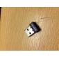 WPS 버튼으로 comfast® CF-wu712p 150Mbps의 슈퍼 미니 USB 무선 네트워크 카드