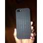 For iPhone 5 Case Other Case Back Cover Case Lines / Waves Soft Silicone iPhone SE/5s/5