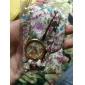 Жен. Модные часы Часы-браслет Кварцевый Группа Цветы Богемные Белый