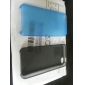 mince couverture arrière de luxe ultra translucide pour iphone 5c