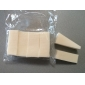 10PCS professionnel manucure éponge Nail Art Outils pour Gradient Couleur Nail Art & Mulit-couleur des ongles