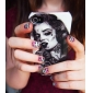 Tattoo Girl Pattern Hard Case for  iPhone 4/4S