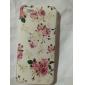 용 아이폰5케이스 패턴 / 엠보싱 텍스쳐 케이스 뒷면 커버 케이스 꽃장식 하드 PC iPhone SE/5s/5