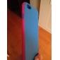 Pour Coque iPhone 6 / Coques iPhone 6 Plus Other Coque Coque Arrière Coque Couleur Pleine Flexible TPU iPhone 6s Plus/6 Plus / iPhone 6s/6