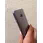 Для Кейс для Nokia Ультратонкий / Прозрачный Кейс для Задняя крышка Кейс для Один цвет Мягкий TPU NokiaNokia Lumia 930 / Nokia Lumia 640