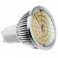 Zarówka punktowa LED ciepła biel GU10 6.5W 48xSMD LED 540LM (110-240V)