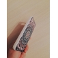Restoring Ancient Ways Pattern Phone Case Back Cover Case for iPhone5C