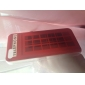 Red Telephone Box Pattern Hard Case for iPhone 5C
