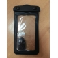 Pour Imperméable Avec Ouverture Coque Bolsa Coque Couleur Pleine Flexible Polycarbonate pour Universel iPhone 6s Plus/6 Plus