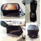 ROSWHEEL 자전거 가방자전거 프레임 백 휴대 전화 가방 방수 지퍼 내장 주전자 가방 먼지 방지 터치 스크린 전화/Iphone 싸이클 가방 PU 피혁 폴리에스터 PVC 싸이클 백Samsung Galaxy S4 Samsung Galaxy S6