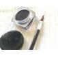 Карандаши для глаз крем Натуральный Водонепроницаемость черный увядает Глаза 1