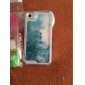 Fashion Transparent Glitter Sand Bling Quicksand Star Pattern Case Cover for iPhone 4/4S