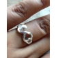 Band Rings Costume Jewelry Silver Sterling Silver Alloy Cross Jewelry For Party Daily