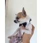 Собака пояс/Бабочка Одежда для собак Свадьба Белый Оранжевый Зеленый