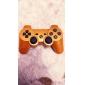 Controle DualShock 3 Sem Fio para Sony PlayStation 3 (Dourado)
