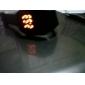 Hombre Reloj de Pulsera Digital LED / Pantalla Táctil / Calendario Silicona BandaNegro / Blanco / Azul / Rojo / Marrón / Gris / Rosa /