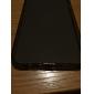 Для Кейс для iPhone 6 Кейс для iPhone 6 Plus Чехлы панели Матовое Задняя крышка Кейс для Один цвет Мягкий TPU дляiPhone 6s Plus iPhone 6