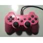 Mando Wireless Recargable para PS3 (Rosa)