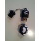16Go mignon de patte de chien en caoutchouc USB Lecteur Flash