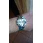 Мужской Наручные часы Кварцевый Нержавеющая сталь Группа Серебристый металл