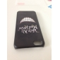 Crazy Teeth Pattern PC Hard Case for iPhone 5C