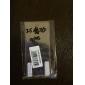 [9 Pack] Protections d'écran de haute qualité mat anti-reflets pour iPhone 5/5S