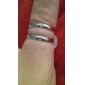 Ring Wedding / Party / Daily / Casual / Sports Jewelry Titanium Steel Women Band Rings5 / 6 / 7 / 8 / 9 Rose