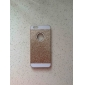 Pour Coque iPhone 6 Coques iPhone 6 Plus Strass Coque Coque Arrière Coque Brillant Dur Polycarbonate pouriPhone 6s Plus/6 Plus iPhone