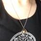 стукач золотое ожерелье Гарри Поттер и Дары Смерти золотой снитч ожерелье (1 шт)