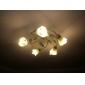 5W E14 G9 E26/E27 LED лампы типа Корн T 69 SMD 5730 450 lm Тёплый белый Холодный белый AC 220-240 V 5 шт.
