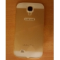 Special Design Solid Color Metal Back Cover and Bumper for Samsung Galaxy S4 I9500