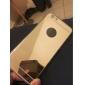 Pour Coque iPhone 6 Coques iPhone 6 Plus Plaqué Miroir Coque Coque Arrière Coque Couleur Pleine Dur Acrylique pouriPhone 6s Plus/6 Plus