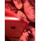 coroa de liga de zircônio em forma de ficha anti-poeira (cor aleatória)