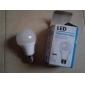 Lâmpada Redonda LED E26/E27 7W 600 LM 3000 K Branco Quente SMD 5730 AC 100-240 V