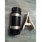 삼성 S3 / S4 / S5 / 메모와 다른 사람에 대한 클립 광학 8 배 줌 망원경 렌즈 수동 초점