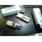 G9 LED лампы типа Корн T 64 SMD 3014 300-400 lm Тёплый белый Холодный белый AC 220-240 V