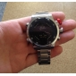 WEIDE® Men Fashion Analog Digital Sport Watch Stainless Steel Stopwatch/Alarm Backlight/Waterproof Wrist Watch Cool Watch Unique Watch