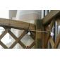 Водонепроницаемая, рождественская гирлянда с вилкой европейского типа, 50-светодиода, 9M (220 В)