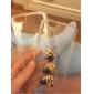Pour Coque iPhone 6 Coques iPhone 6 Plus Etuis coque Transparente Coque Arrière Coque Couleur unie Flexible PUT pouriPhone 6s Plus iPhone
